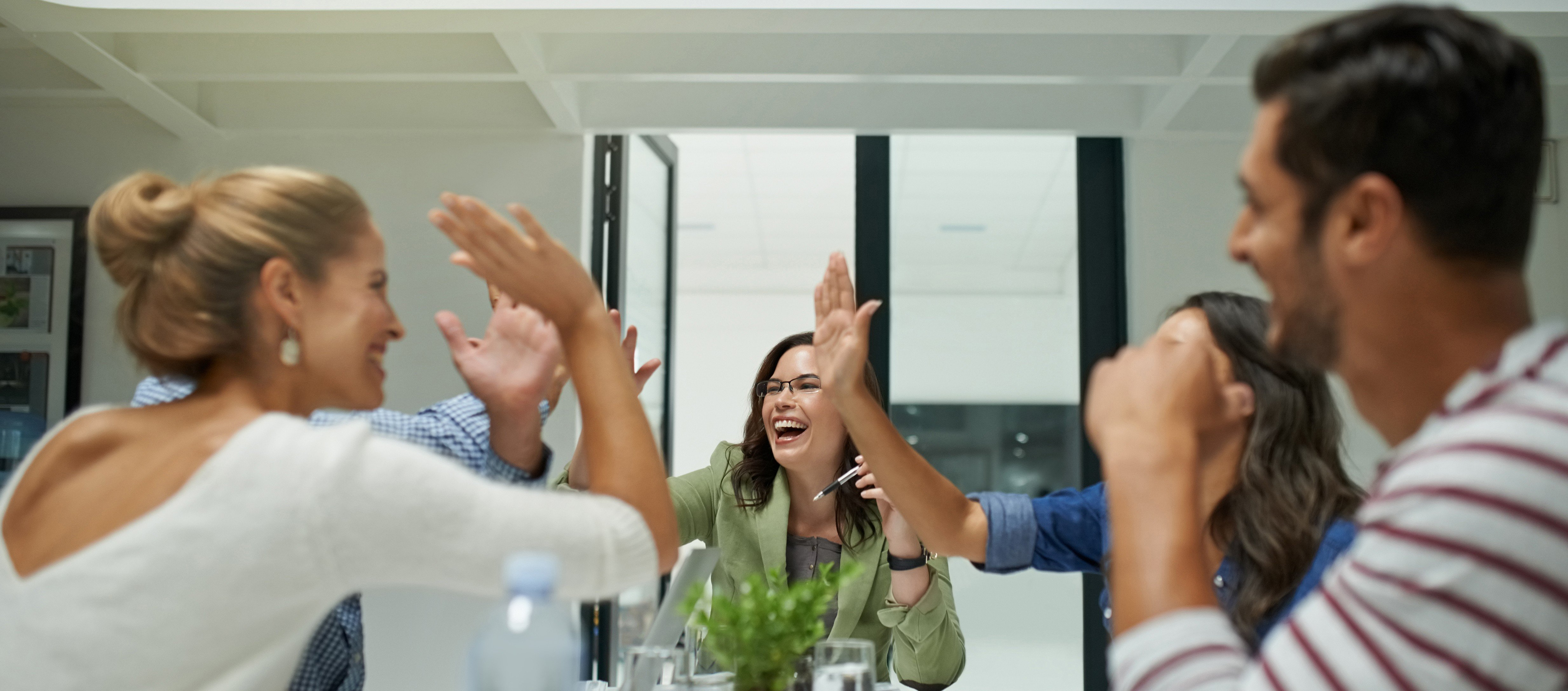 Image result for happy employees
