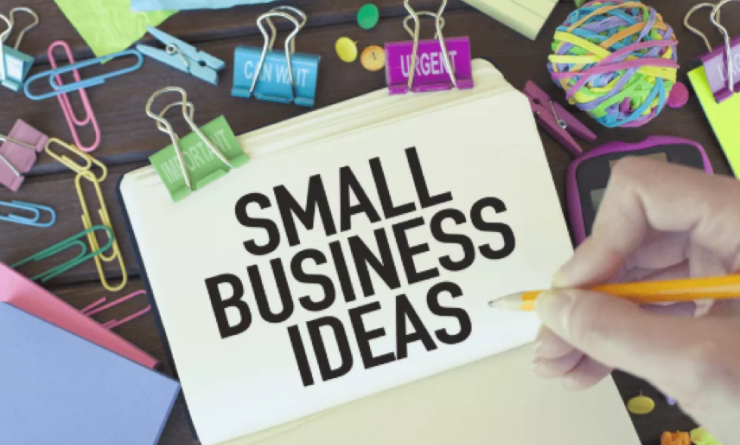 10 Business Ideas