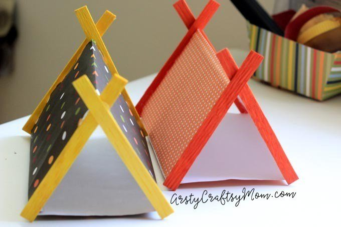 Image result for paper tent