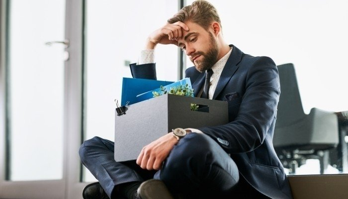 Image result for sad employee