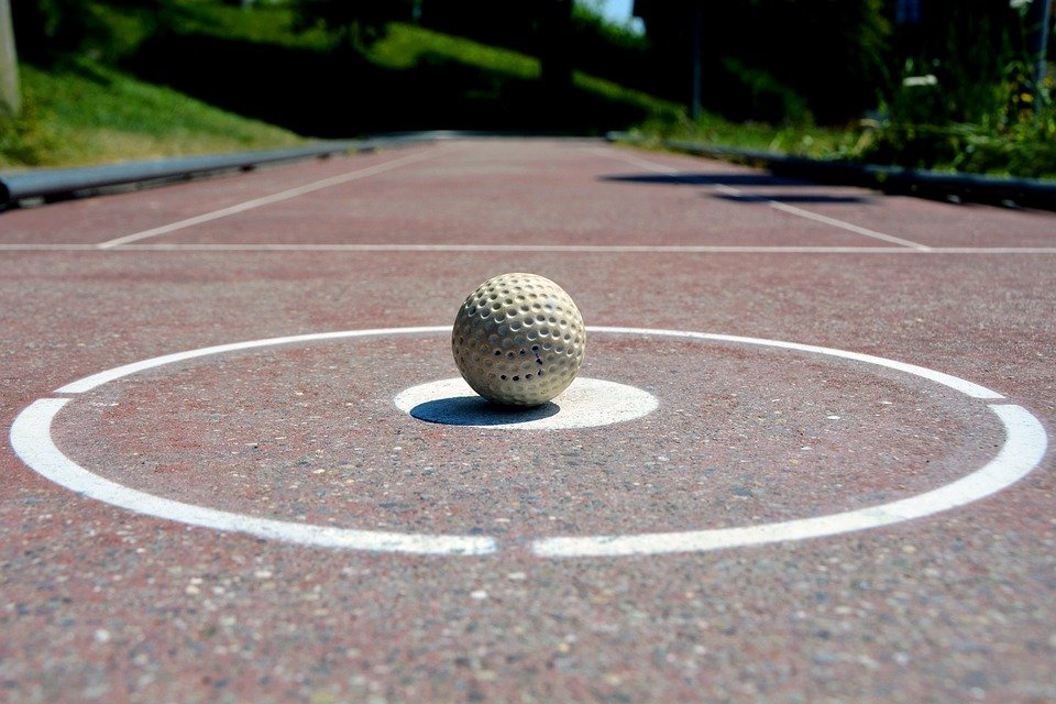 Miniature Golf, Sport, Leisure, Play, Field, Mini, Ball