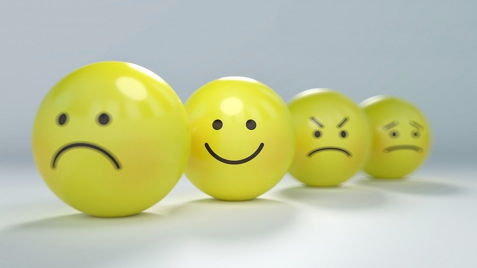 Smiley, Emoticon, Anger, Angry, Anxiety, Emotions